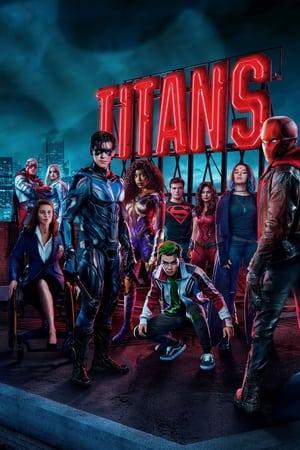poster Titans