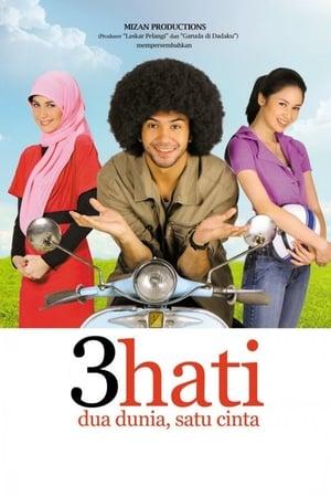 3 Hati Dua Dunia Satu Cinta (2010)