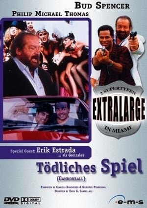 Watch Extralarge: Cannonball Full Movie