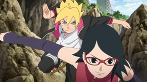 Boruto: Naruto Next Generations Season 1 :Episode 24  Boruto and Sarada