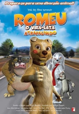 Romeu – O Vira-Lata Atrapalhado Torrent (2008) Dublado DVDRip Download