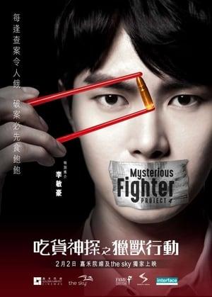 Lutador Misterioso Torrent, Download, movie, filme, poster