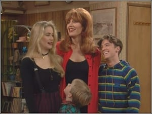 Married with Children S07E12 – Christmas poster