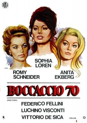 Capa do filme Boccaccio '70
