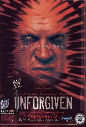 WWE Unforgiven 2003 poster