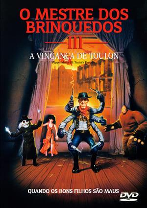 O Mestre dos Brinquedos 3 – A Vingança de Toulon Torrent (1991) Dublagem Clássica / Dual Áudio – Bluray 1080p