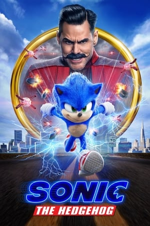 Poster Sonic the Hedgehog (2020)