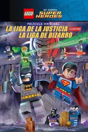 Ver La Liga de la Justicia contra la Liga de Bizarro (2015) Online