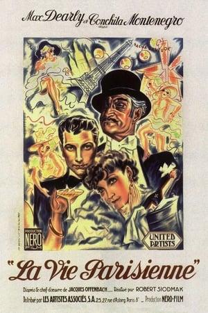 La vie parisienne (1936) - Ver Online Gratis