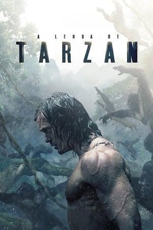 Assistir A Lenda de Tarzan