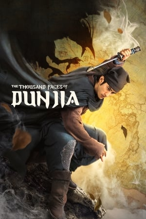 The Thousand Faces of Dunjia cover
