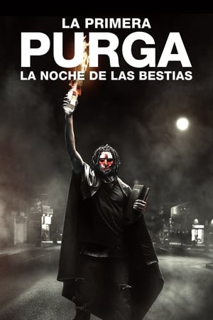 The First Purge film posters