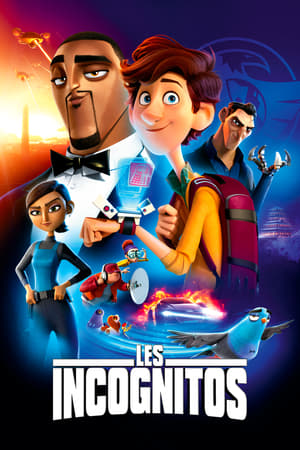 Film Les Incognitos  (Spies In Disguise) streaming VF gratuit complet