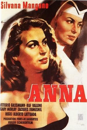 Poster Anna (1951)
