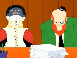 Harvey Birdman, Attorney at Law: 3×2