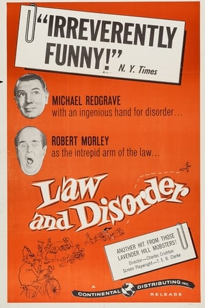Law and Disorder poster