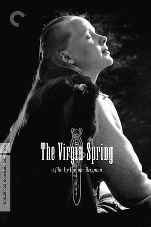 The Virgin Spring-Max von Sydow