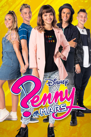 Image Penny on M.A.R.S.