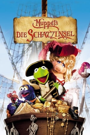 Muppet Treasure Island film posters