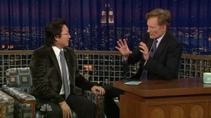 Episodio TV Online Late Night with Conan O'Brien HD Temporada 16 E40 Episodio 40