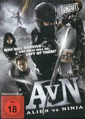 Alien vs. Ninja Film