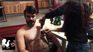 Shaving Josh's Chest