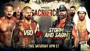 IMPACT Wrestling: Sacrifice 2021