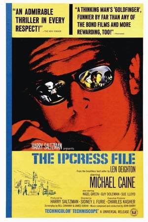 The Ipcress File (1965) Subtitrat in Limba Romana