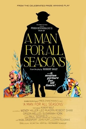 A Man For All Seasons (1966) is one of the best movies like 12 Angry Men (1957)