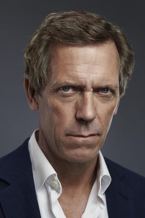 Hugh Laurie isGregory House
