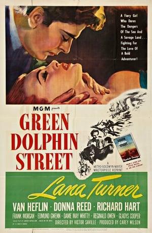 Capa do filme Green Dolphin Street