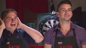 My Kitchen Rules Season 6 :Episode 43  Finals Instant Restaurant Round: Will & Steve (NSW)