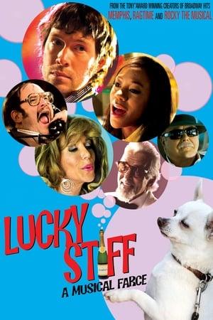 Lucky Stiff-Jayne Houdyshell