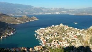 Le conflit gazier en mer Egee (2021)