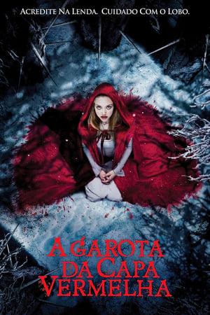 A Garota da Capa Vermelha - Poster