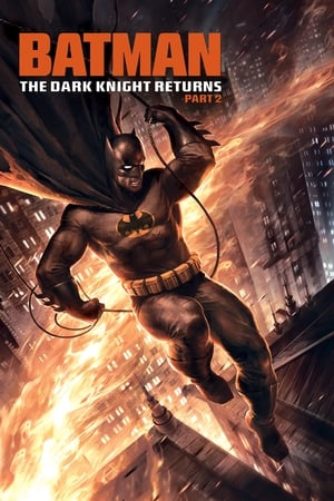 Poster Batman: The Dark Knight Returns, Part 2 (2013)