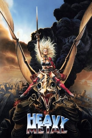 Watch Heavy Metal Full Movie
