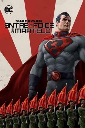 Superman: Entre a Foice e o Martelo - Poster