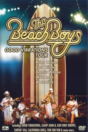 The Beach Boys - Good Vibrations Tour - 1976
