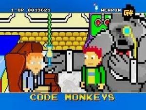 Code Monkeys 1×8