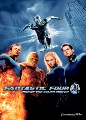 Poster Fantastic Four: Rise of the Silver Surfer (2007)