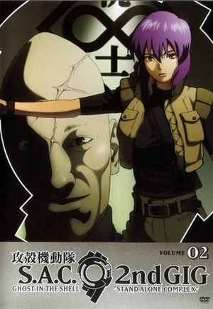 Ghost in the Shell: Stand Alone Complex: 2 Temporada