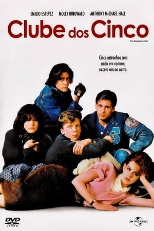 Clube dos Cinco Torrent, Download, movie, filme, poster