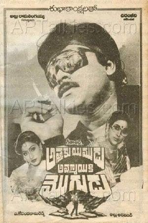 Capa do filme Attaku Yamudu Ammaiki Mogudu