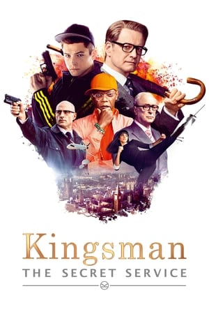 Kingsman: The Secret Service (2014) is one of the best movies like The Hunger Games (2012)