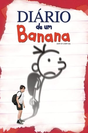 Diário de um Banana Torrent, Download, movie, filme, poster