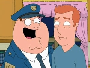 Family Guy - Season 4 Episode 25 : You May Now Kiss the... Uh... Guy Who Receives Season 4 : The Fat Guy Strangler