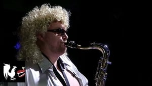 Wigs, Pleather, and Sax