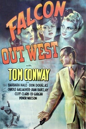 The Falcon Out West Film