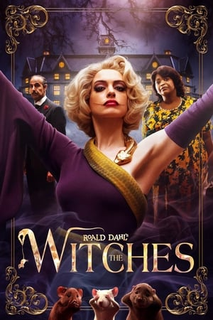 Roald Dahl's The Witches Watch online stream